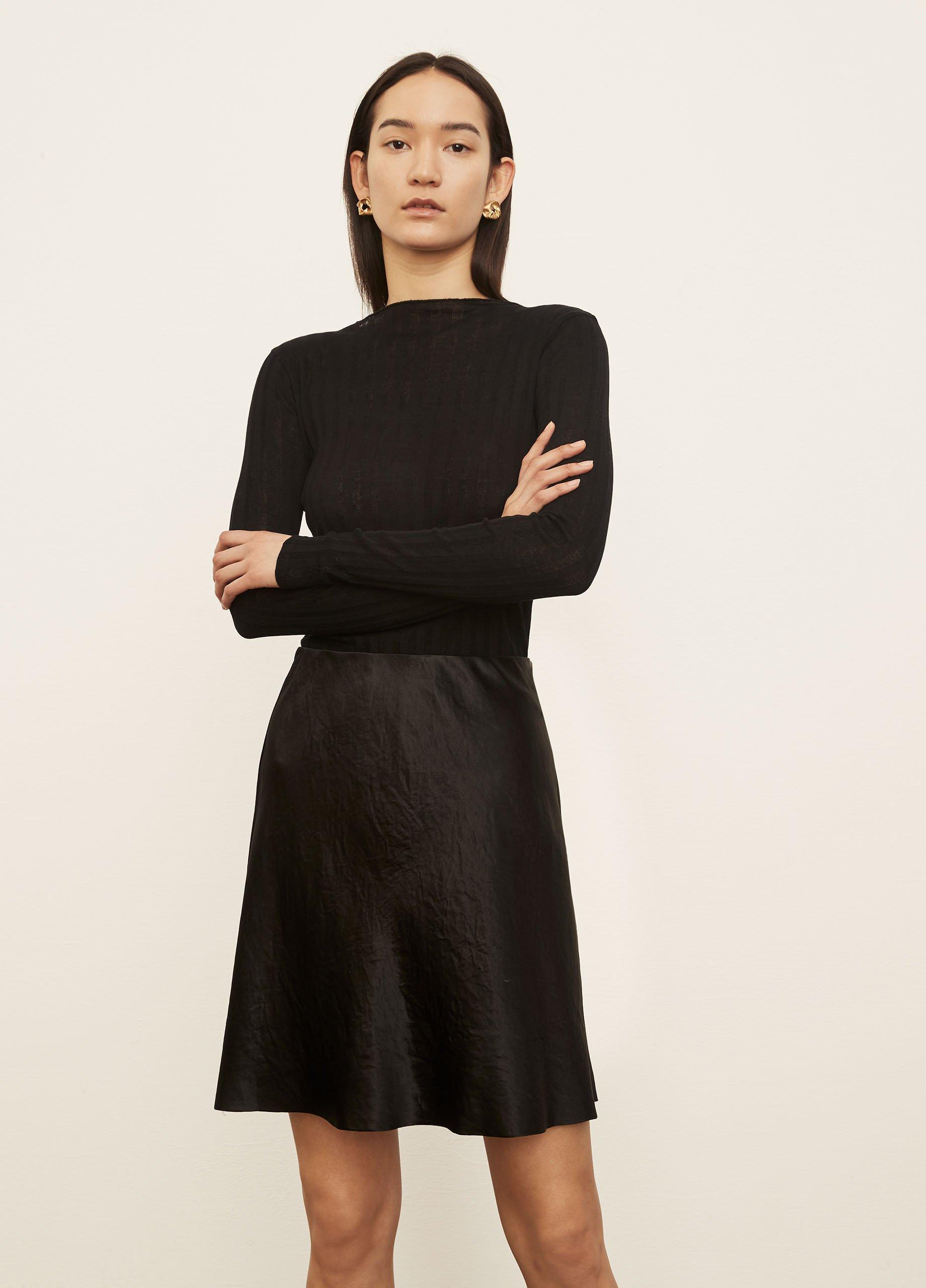 Short Slip Skirt
