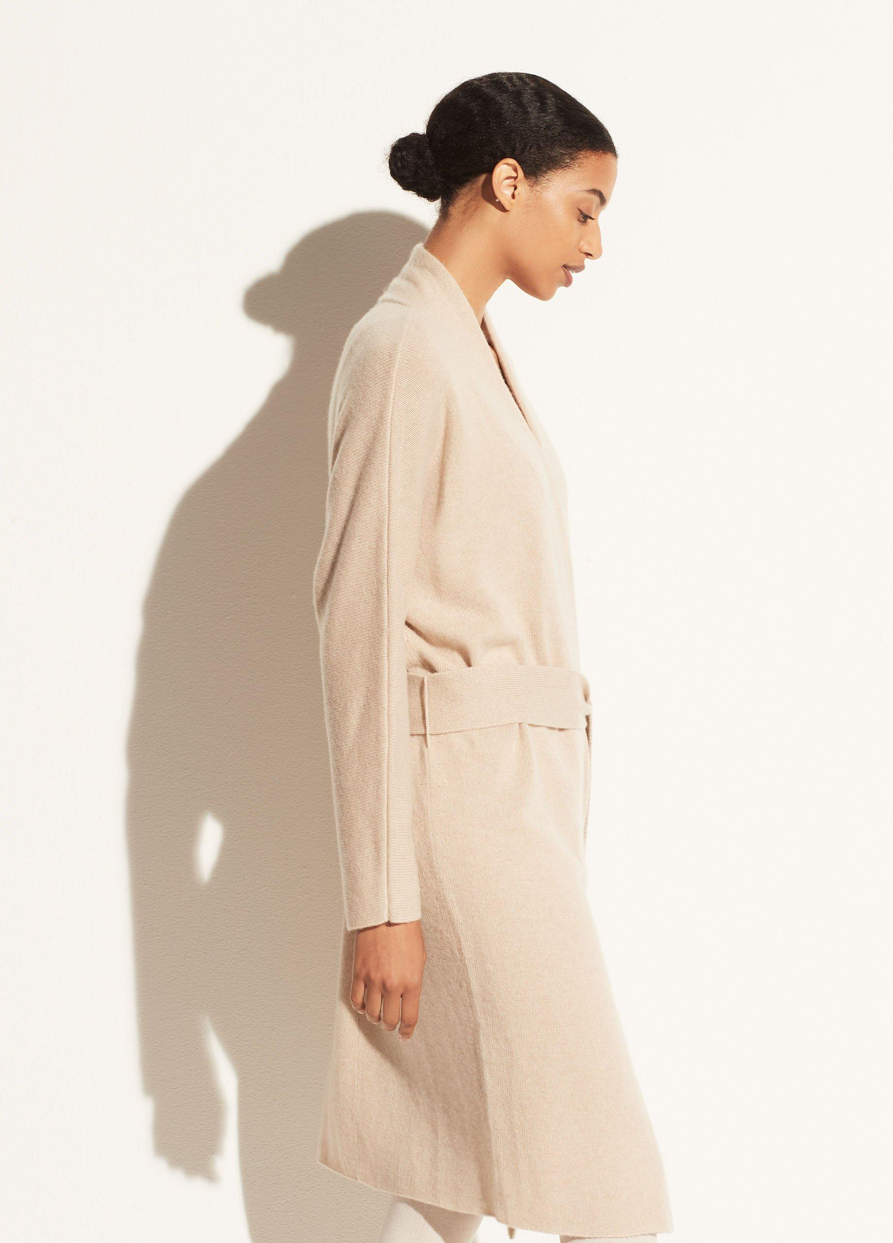 Belted Robe Cardigan