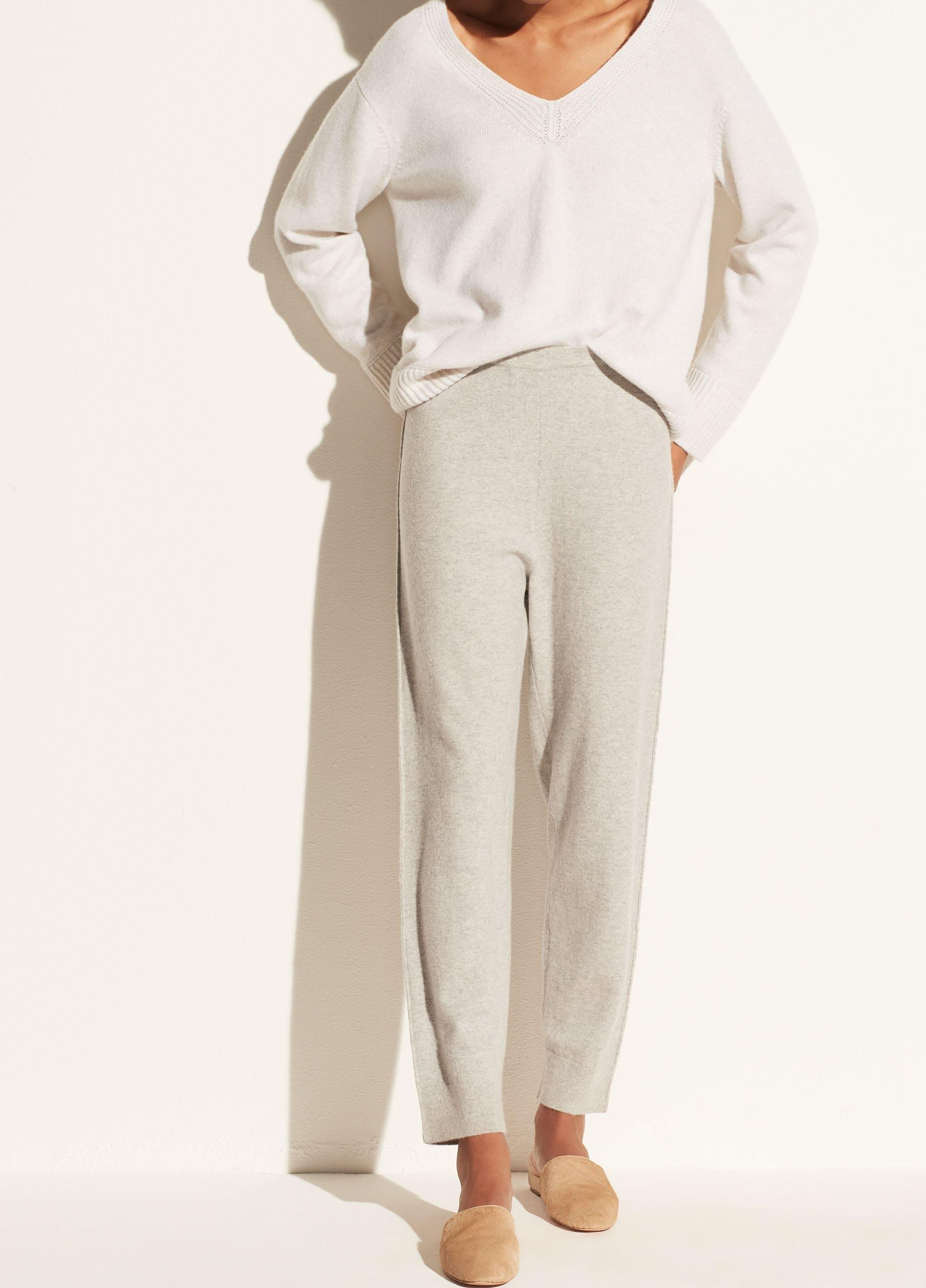 Wool Cashmere Slim Fit Jogger