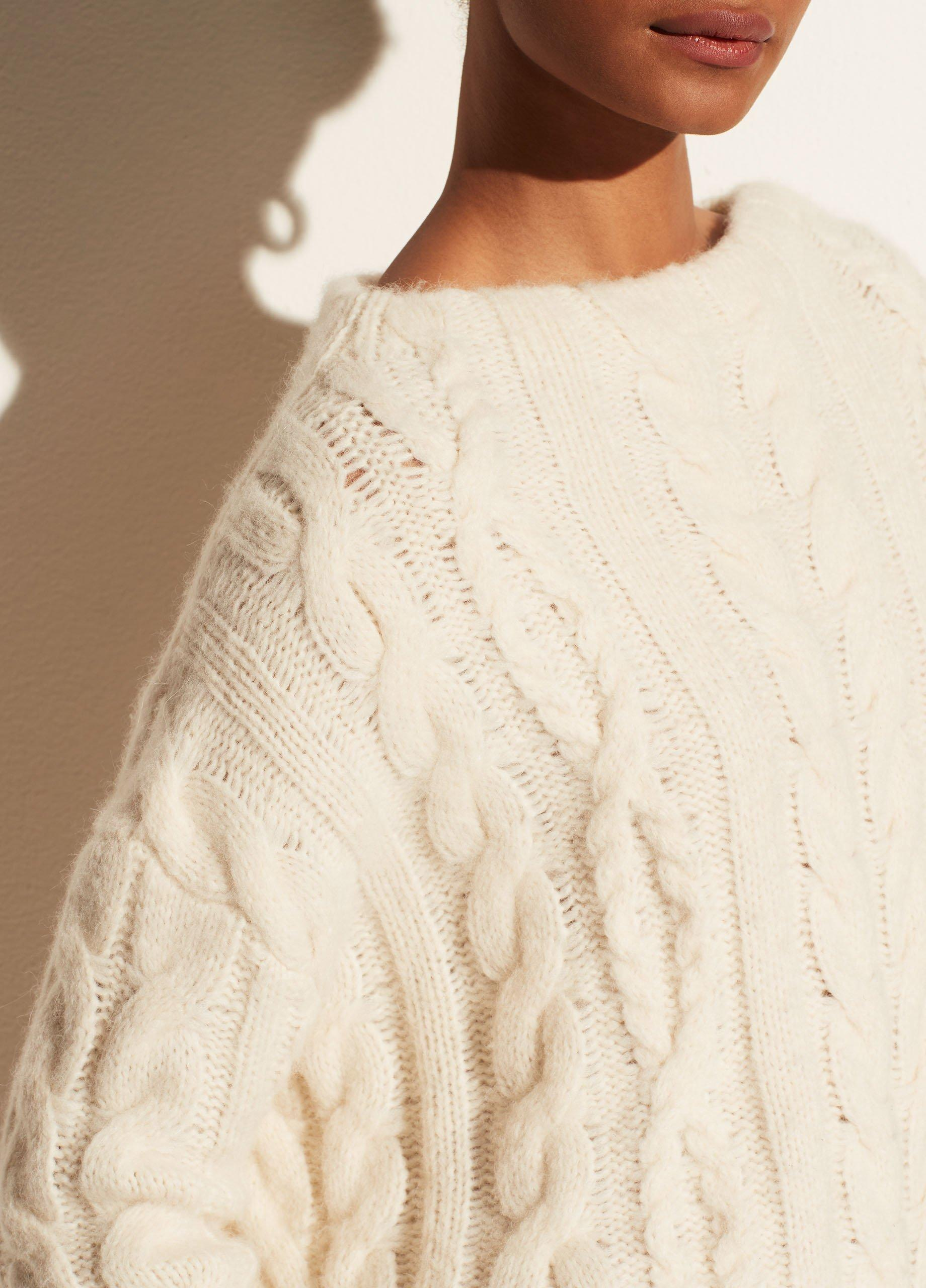 Braided Cable Funnel Neck