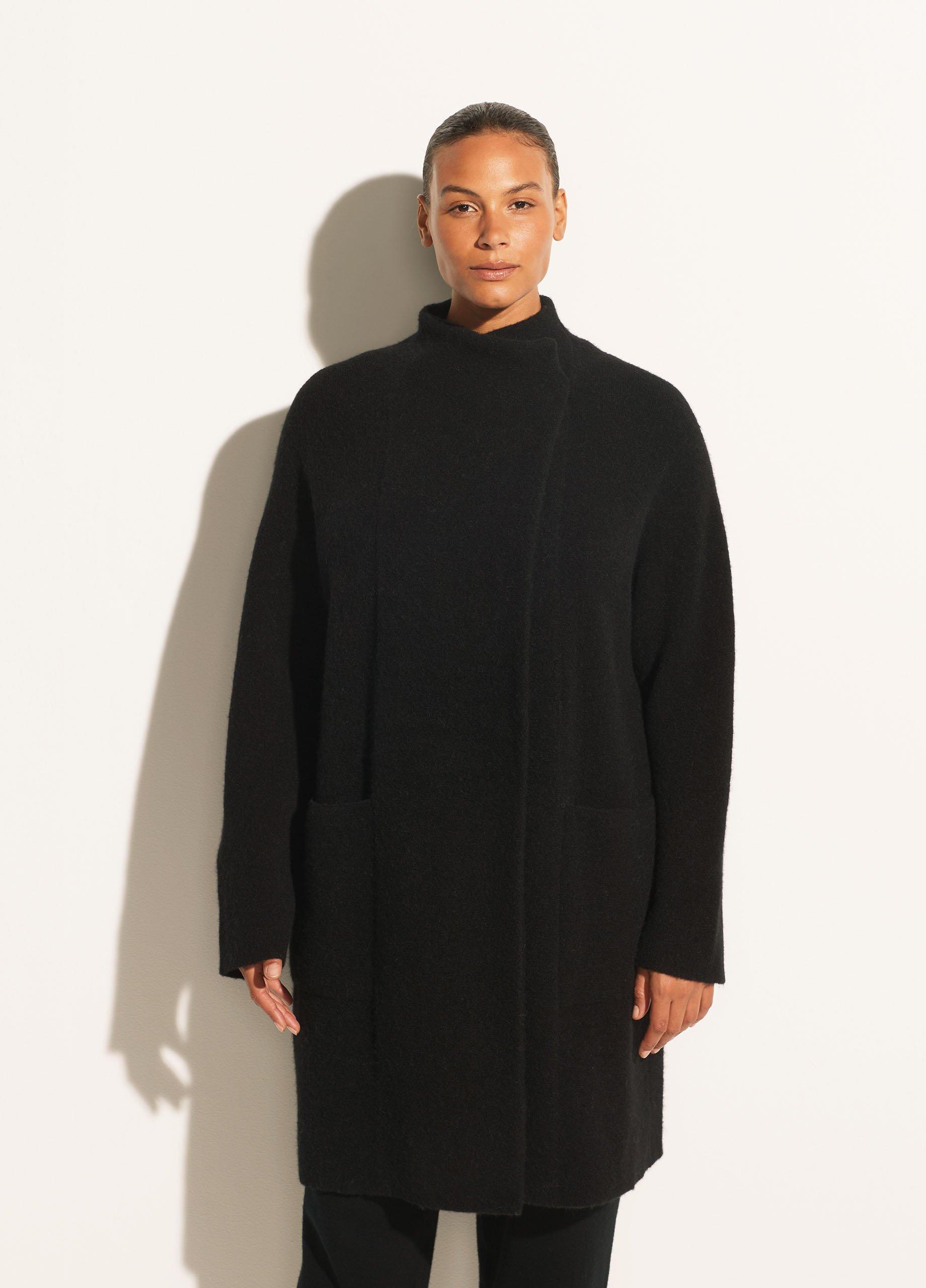 Clean Edge Cardigan Coat