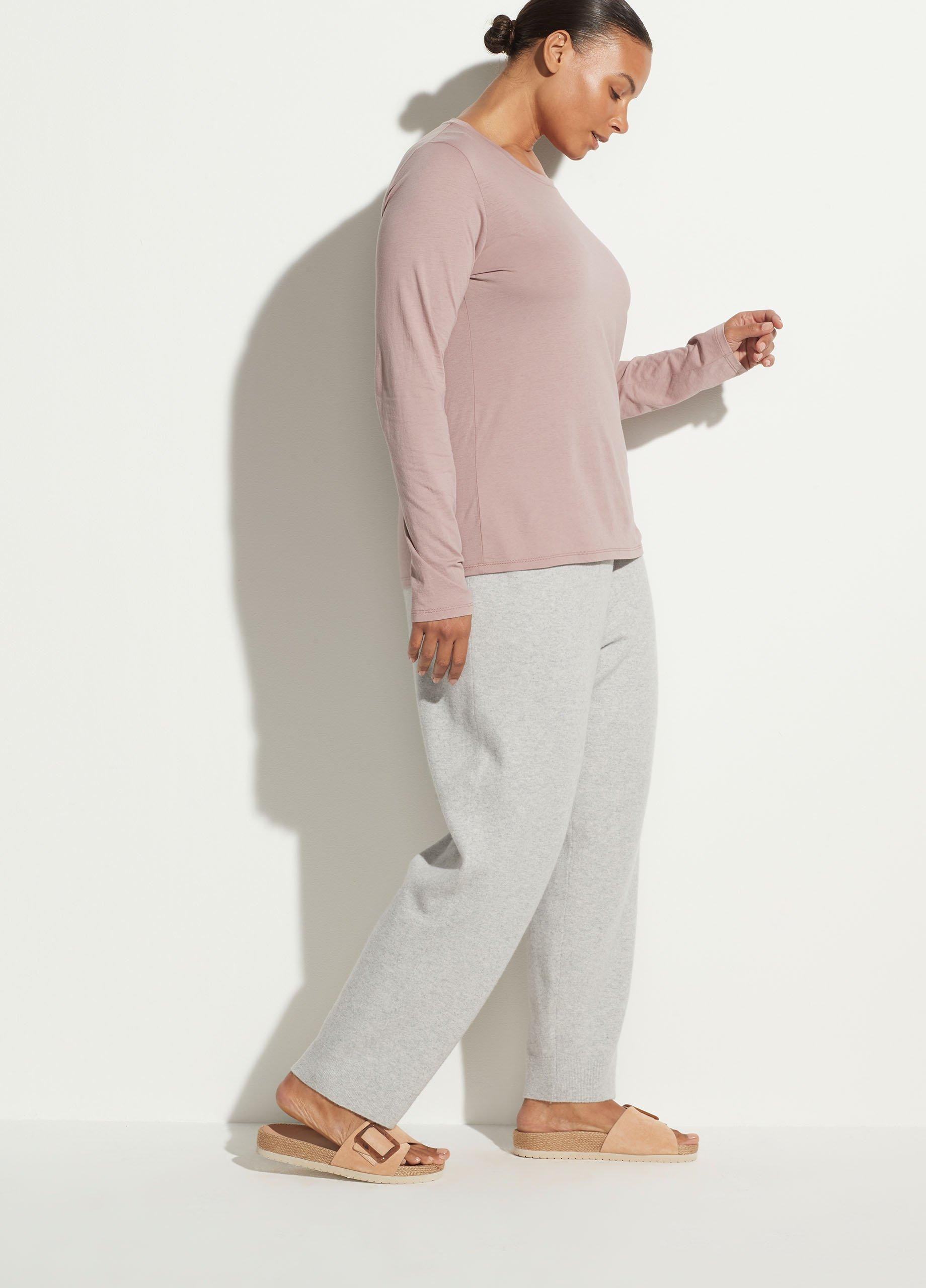 Cashmere Slim Fit Jogger