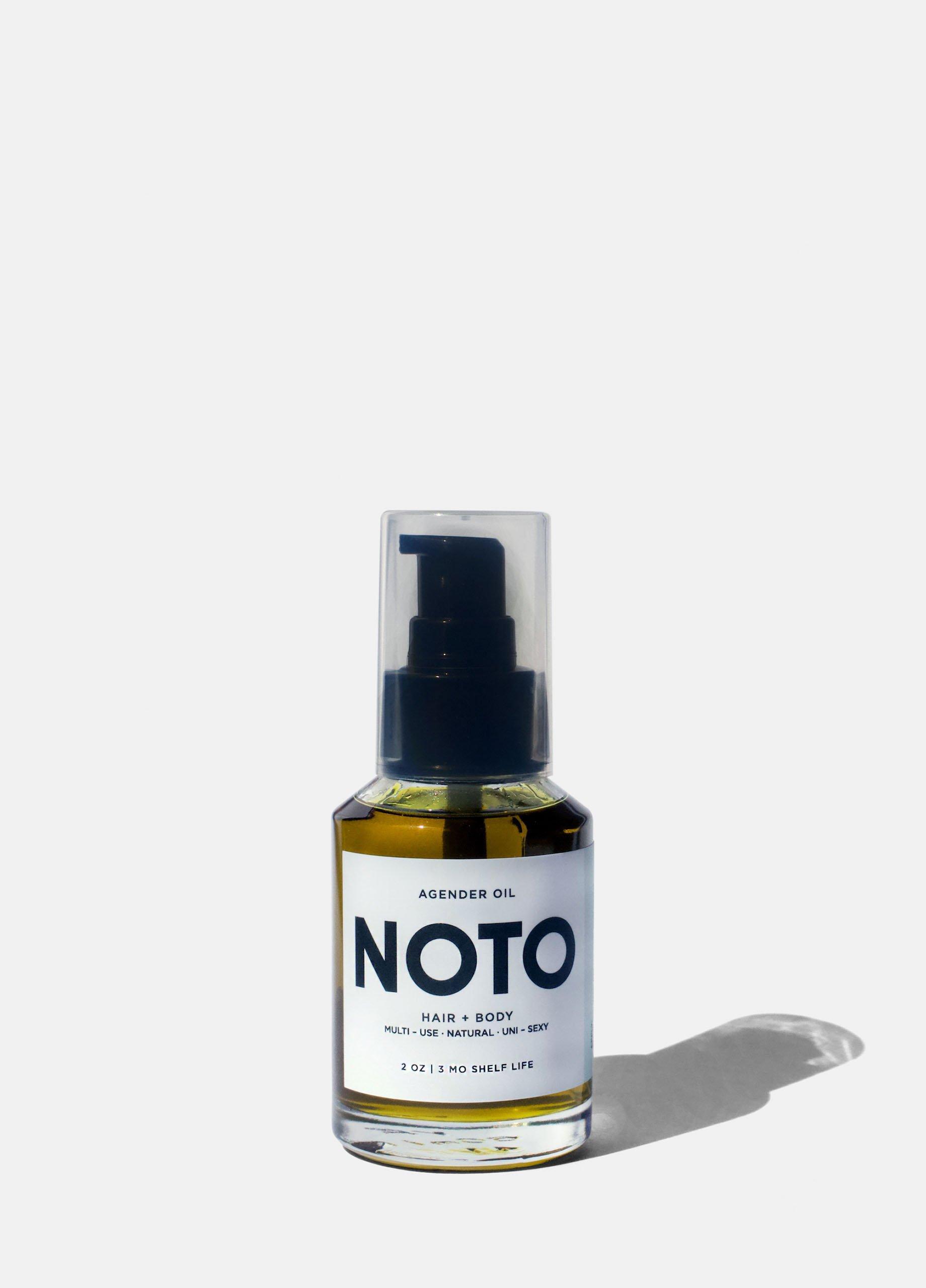 NOTO / AGENDER OIL