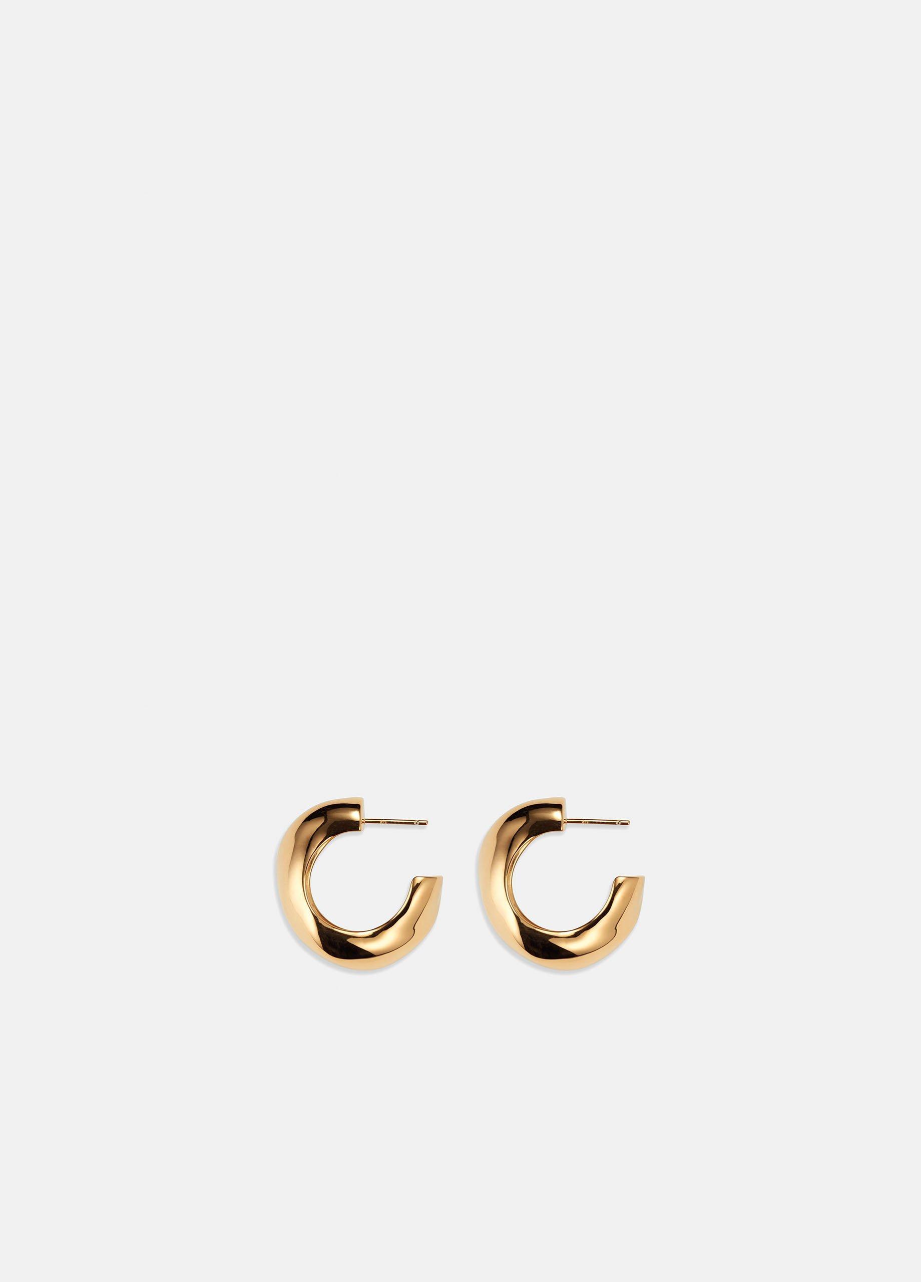 AGMES / Medium Celia Hoops