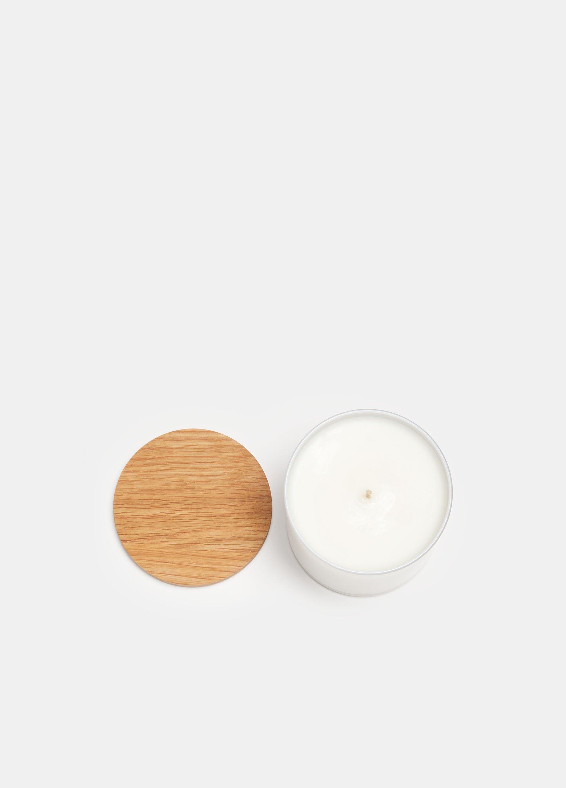LE FEU DE L'EAU / Full Size Lemongrass Rosemary Candle