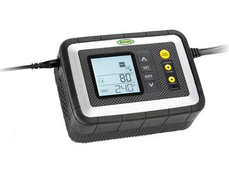 Ring 12A Smart Charger - Charge and Diagnose
