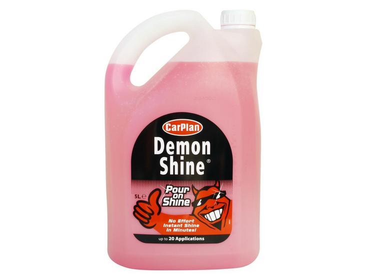 Demon Shine Pour on Shine 5 Litre