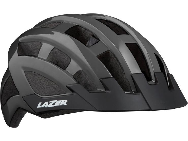 Lazer Compact Helmet Flash Titanium
