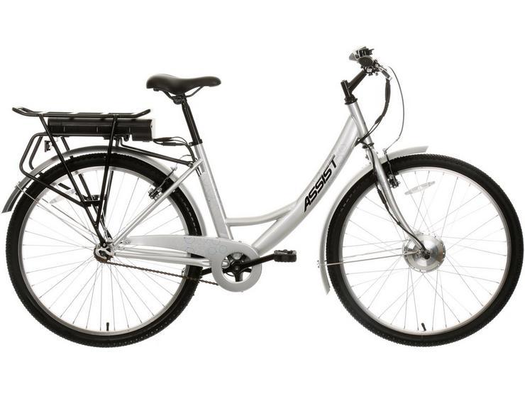 Assist Step-Thru Hybrid Electric Bike 2021