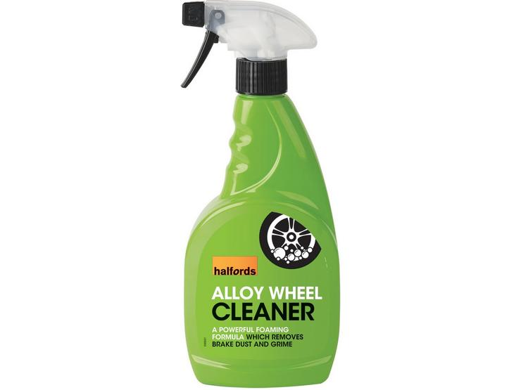 Halfords Alloy Wheel Cleaner 500ml