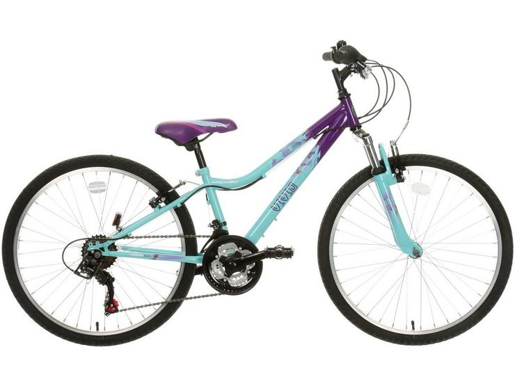 "Apollo Vivid Junior Mountain Bike - 24"" Wheel"