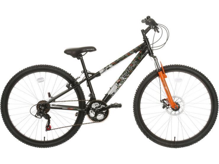 "Apollo Interzone Junior Mountain Bike - 26"" Wheel"