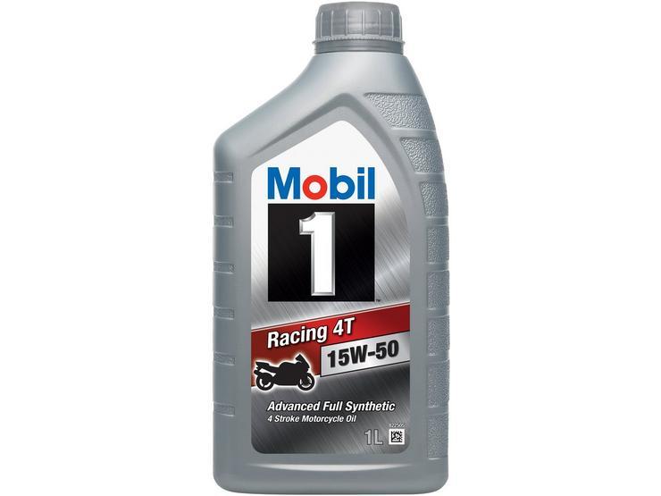 Mobil 1 Racing 4T 15W-50 1 Litre