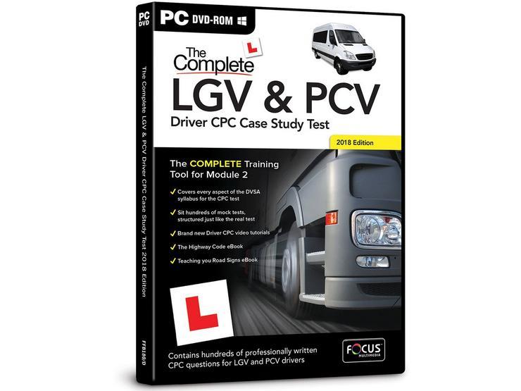 Complete LGV & PCV CPC Case Study Test