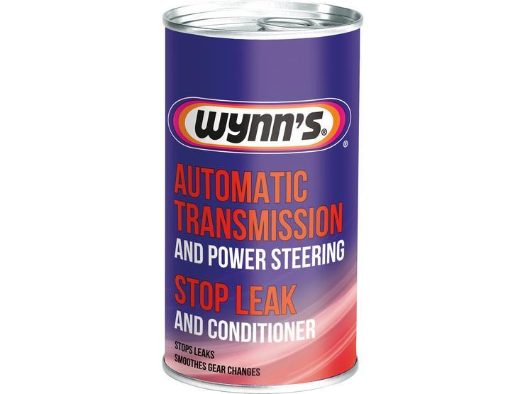 Wynns Automatic Transmission & Power Steering Stop Leak