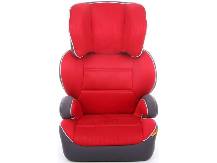 Halfords Group 23 Highback Booster Seat - Red