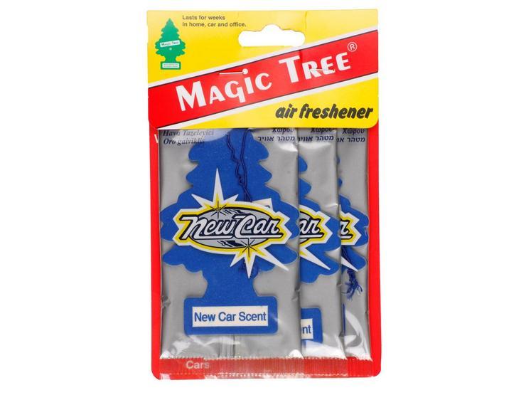 Little Trees New Car Scent Air Freshener 3 Pack