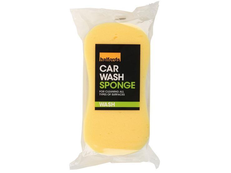 Halfords Car Wash Sponge
