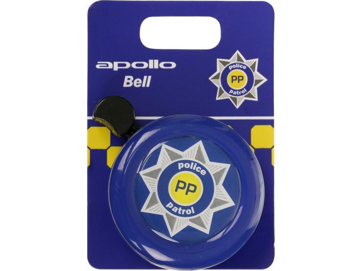 Apollo Police Patrol Bike Bell