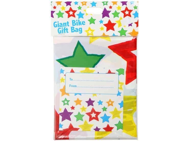 Bike Gift Bag - Stars