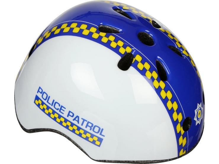 Apollo Police Patrol Kids Helmet (46-50cm)
