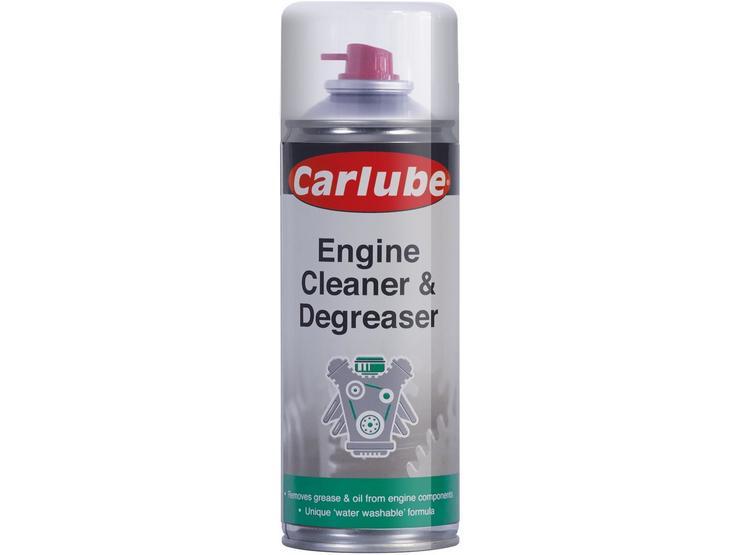 Carlube Engine Cleaner & Degreaser