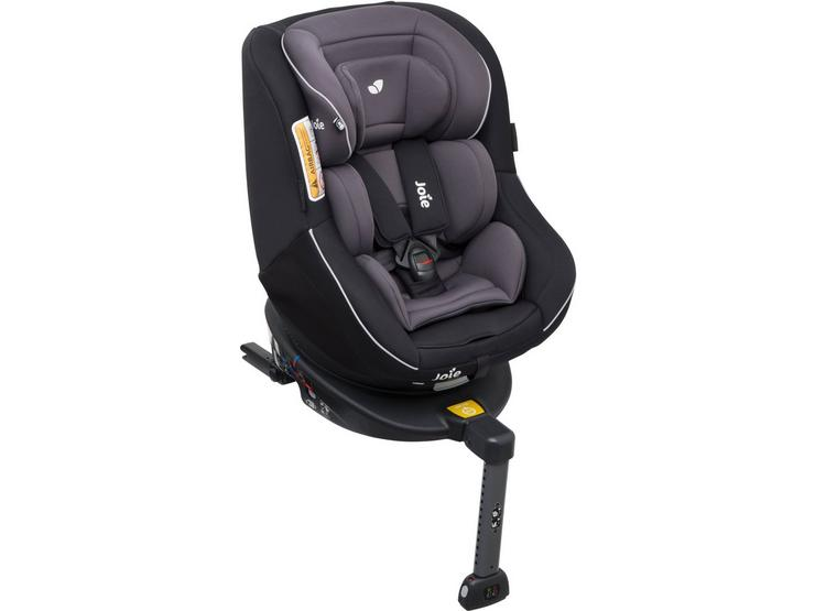 Joie Spin 360 0+1 Child Car Seat - Two Tone Black