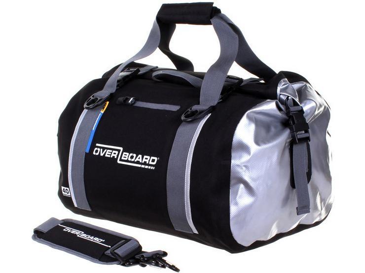 OverBoard Classic Waterproof Duffel 40 Litres - Black