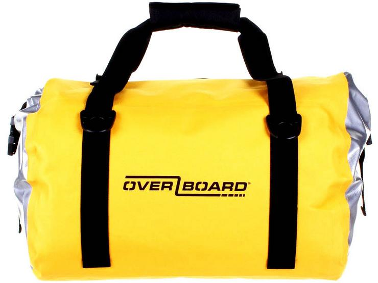 OverBoard Classic Waterproof Duffel 40 Litres - Yellow