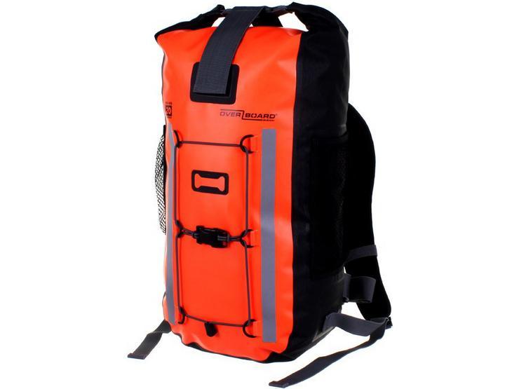 OverBoard Pro-Vis Waterproof Backpack 20 Litres - Orange