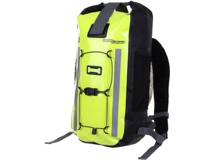 OverBoard Pro-Vis Waterproof Backpack 20 Litres - Yellow