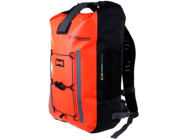OverBoard Pro-Vis Waterproof Backpack 30 Litres - Orange