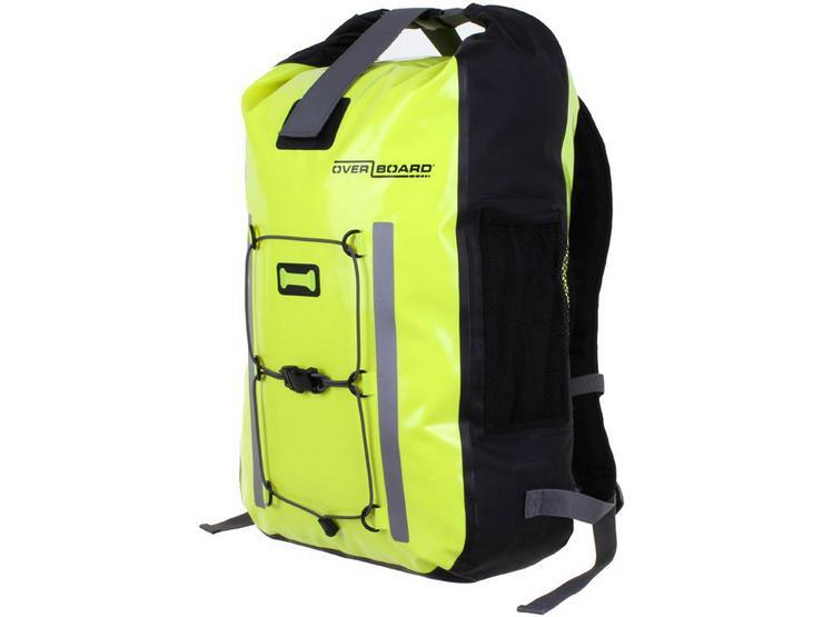 OverBoard Pro-Vis Waterproof Backpack 30 Litres - Yellow