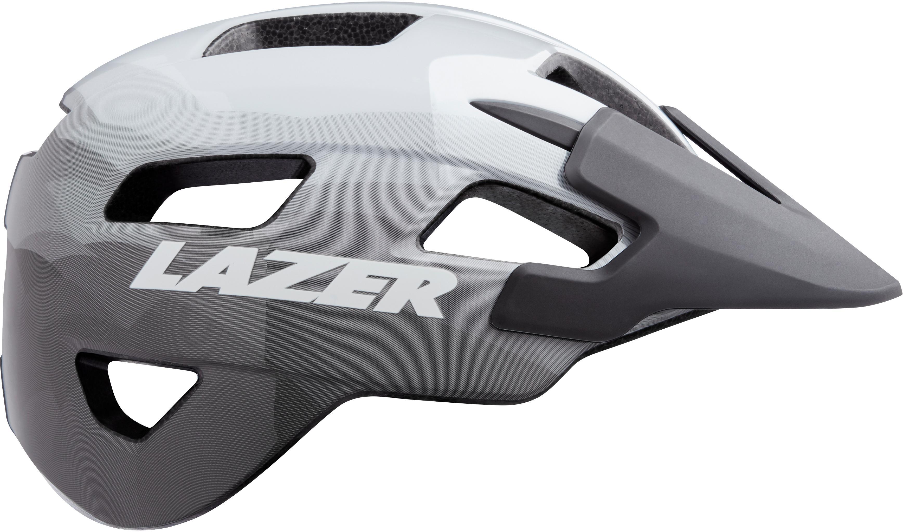 Lazer Authentic Men/'s Chiru Cycling Dark Green Helmet