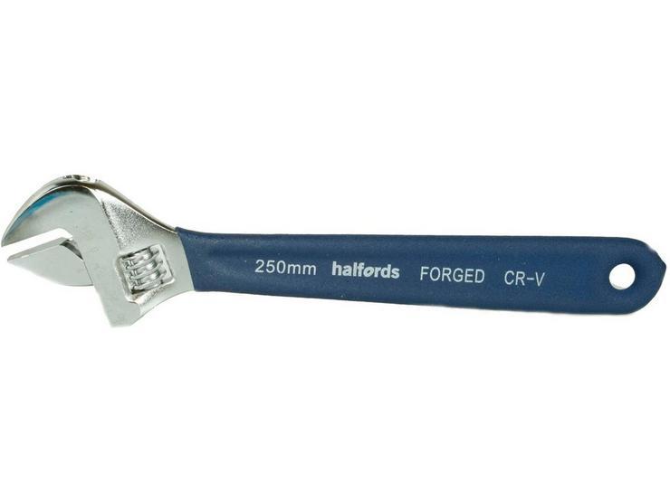 Halfords Adjustable Wrench 250mm