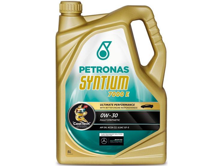 Petronas Syntium 7000E 0W-30 Oil 5L