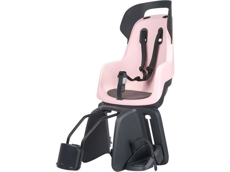 Bobike Go Child Bike Seat - Pink
