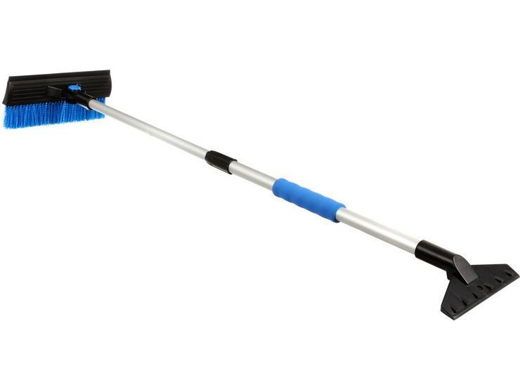 Halfords Telescopic Snow Broom & Ice Scraper