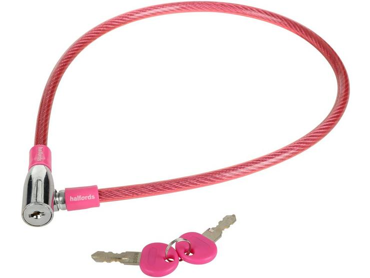 Halfords Essential Kids Bike Lock