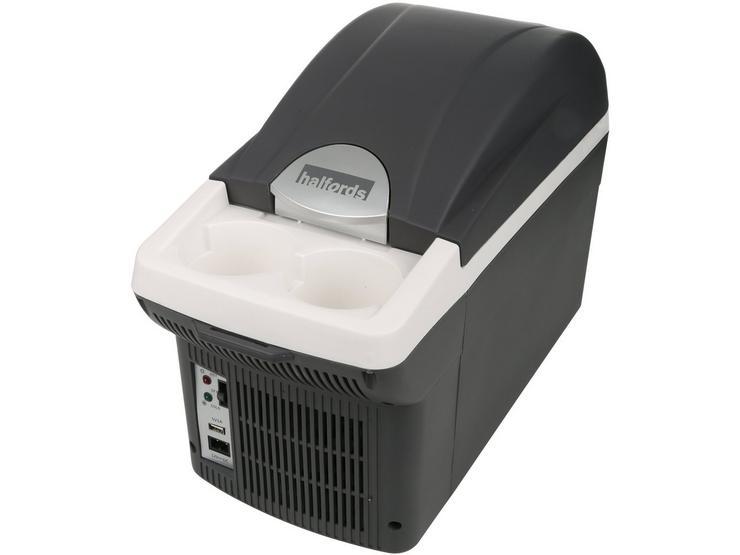 Halfords 8 Litre 12V In-Car Electric Coolbox