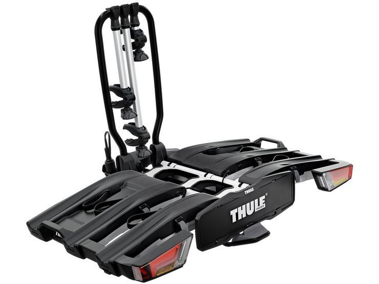 Thule EasyFold XT 3-Bike Towbar Mounted Bike Rack