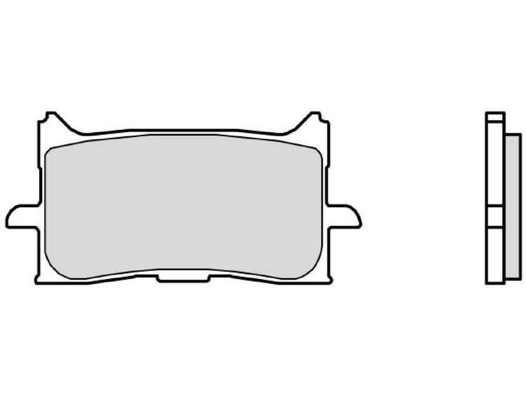 Brembo Front Brake Pads 07HO62SAX2