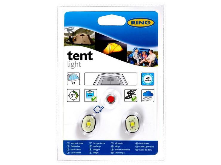 Ring 2 LED Tent Light