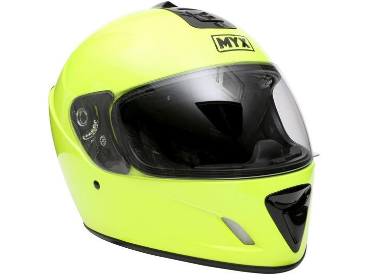 MYX Full Face Motorcycle Helmet