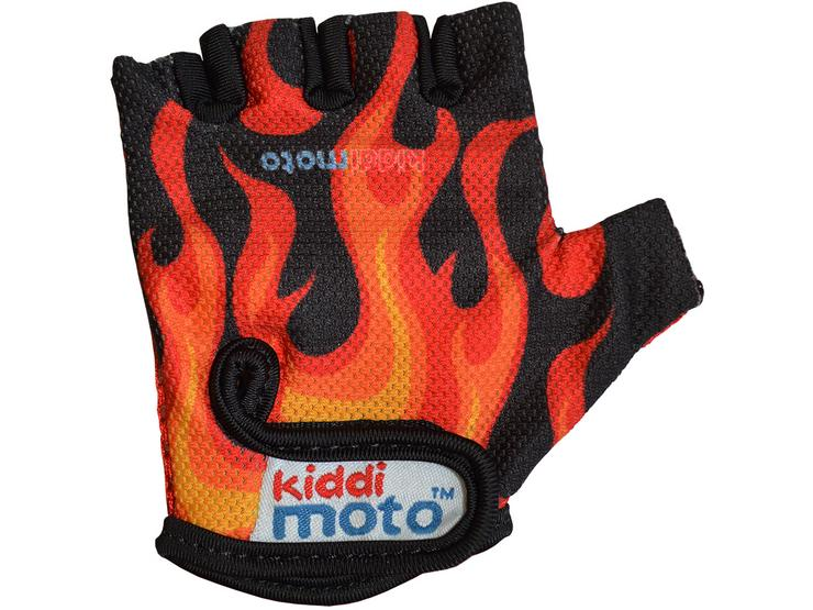 Kiddimoto Flames Gloves