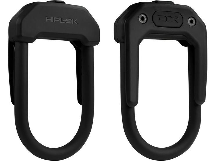 Hiplok DX Wearable Bike Lock - Black