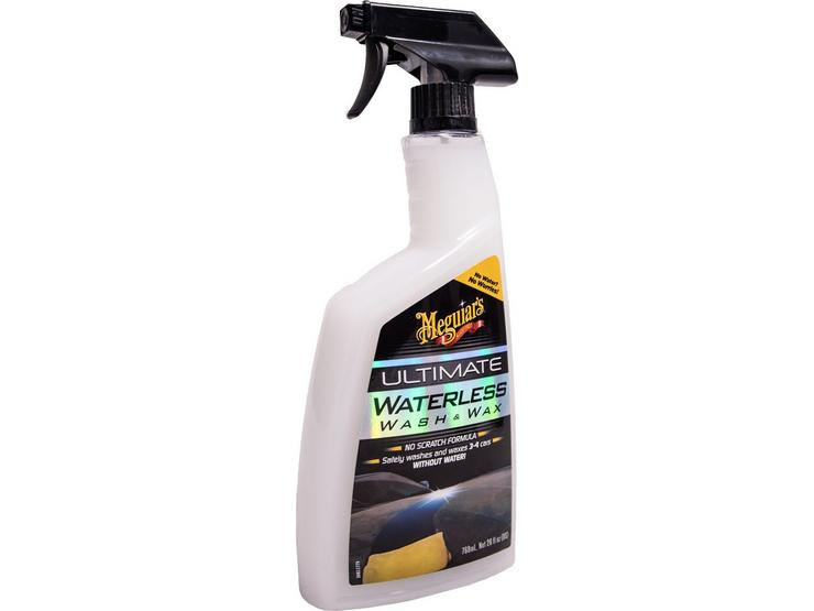 Meguiars Waterless Wash & Wax