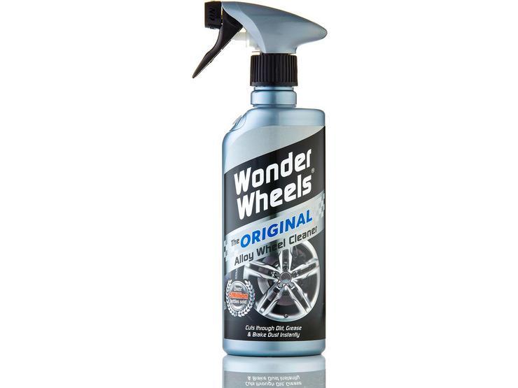Wonder Wheels Original Alloy Wheel Cleaner 600ml