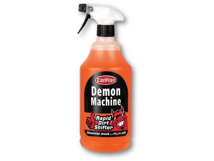 Demon Machine Rapid Dirt Shifter 1L