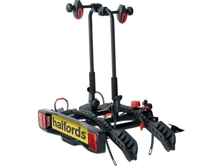 Halfords Advanced 2 Bike Towbar Mounted Bike Rack